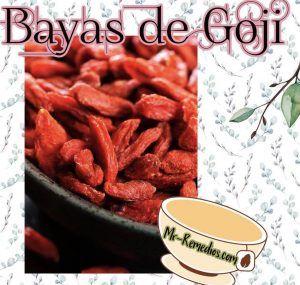 beneficios del goji