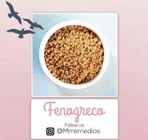 fenogreco beneficios